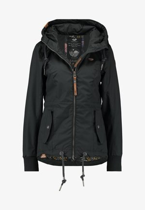 DANKA - Short coat - black