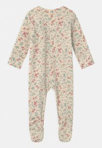 Cotton On - LONG SLEEVE ZIP 3 PACK - Sleep suit - maude/vanilla/crystal pink - 1