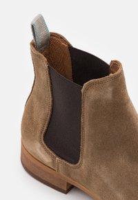 Shoe The Bear - DEV - Korte laarzen - tobacco - 5