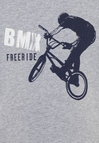 Fred's World by GREEN COTTON - BMX FREE RIDE  - Mikina - pale/grey marl - 2