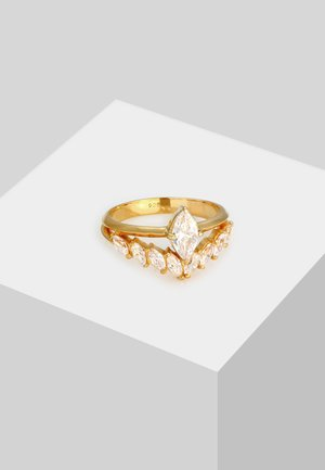 VINTAGE LAYER - Ring - gold-coloured