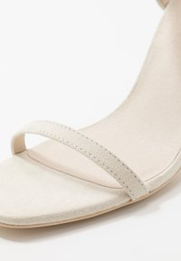 Nly by Nelly - SQUARE  - High heeled sandals - beige - 2