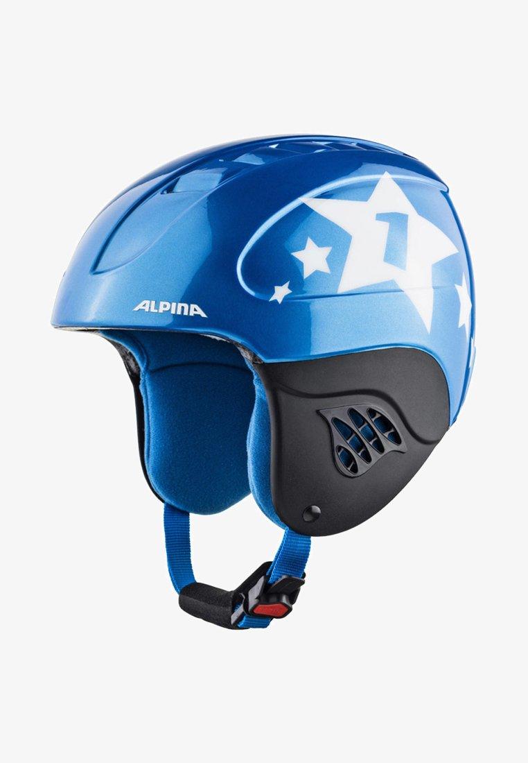 Alpina - Carat - Helmet - blue