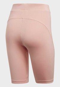 adidas Originals - R.Y.V. SHORT TIGHTS - Shorts - pink - 8