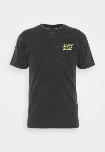 EXCLUSIVE UNISEX  - Print T-shirt - black