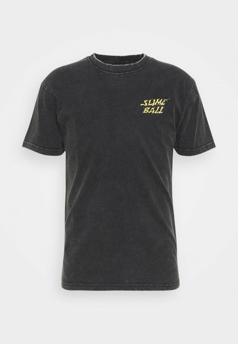 Santa Cruz - EXCLUSIVE UNISEX  - T-shirt imprimé - black
