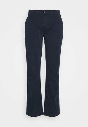 JJIMARCO JJFRED - Trousers - navy blazer