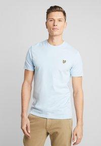 Lyle & Scott - T-shirt - bas - pool blue - 0