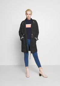 HUGO - CHARLIE CROPPED - Jeans Skinny Fit - light/pastel blue - 1