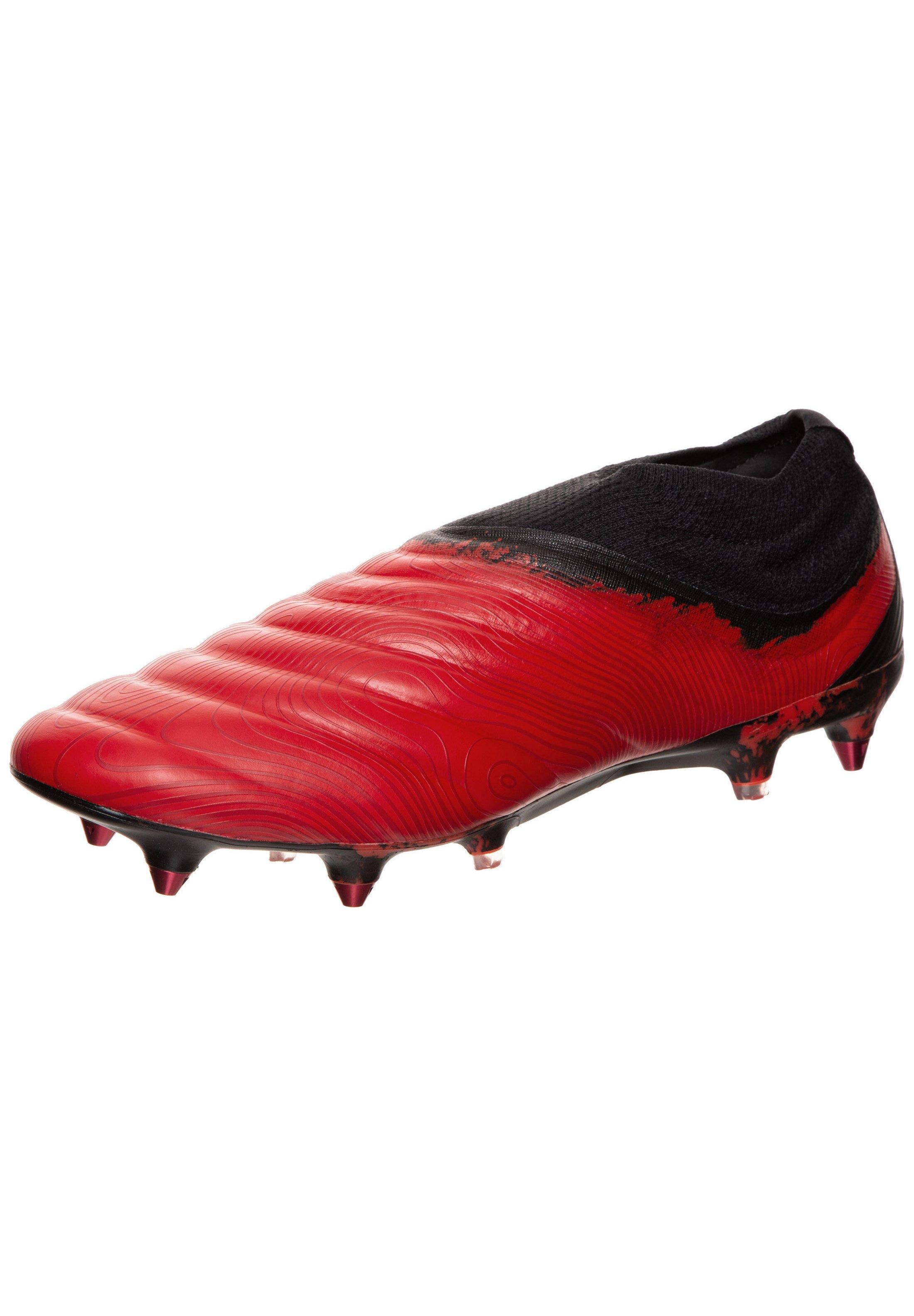 adidas Performance Fußballschuh Nocken - action red / footwear white / core black/rot - Herrenschuhe 3PLEz