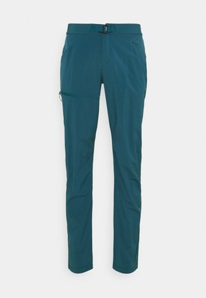 LEFROY PANT MENS - Outdoor trousers - petrol