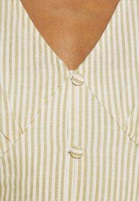 Minimum - TYSEA - Sukienka letnia - beige - 5