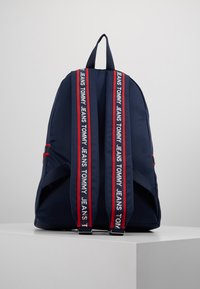 Tommy Jeans - LOGO TAPE BACKPACK - Rucksack - blue - 2