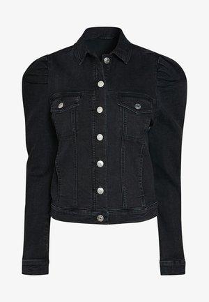 Jeansjacke - black