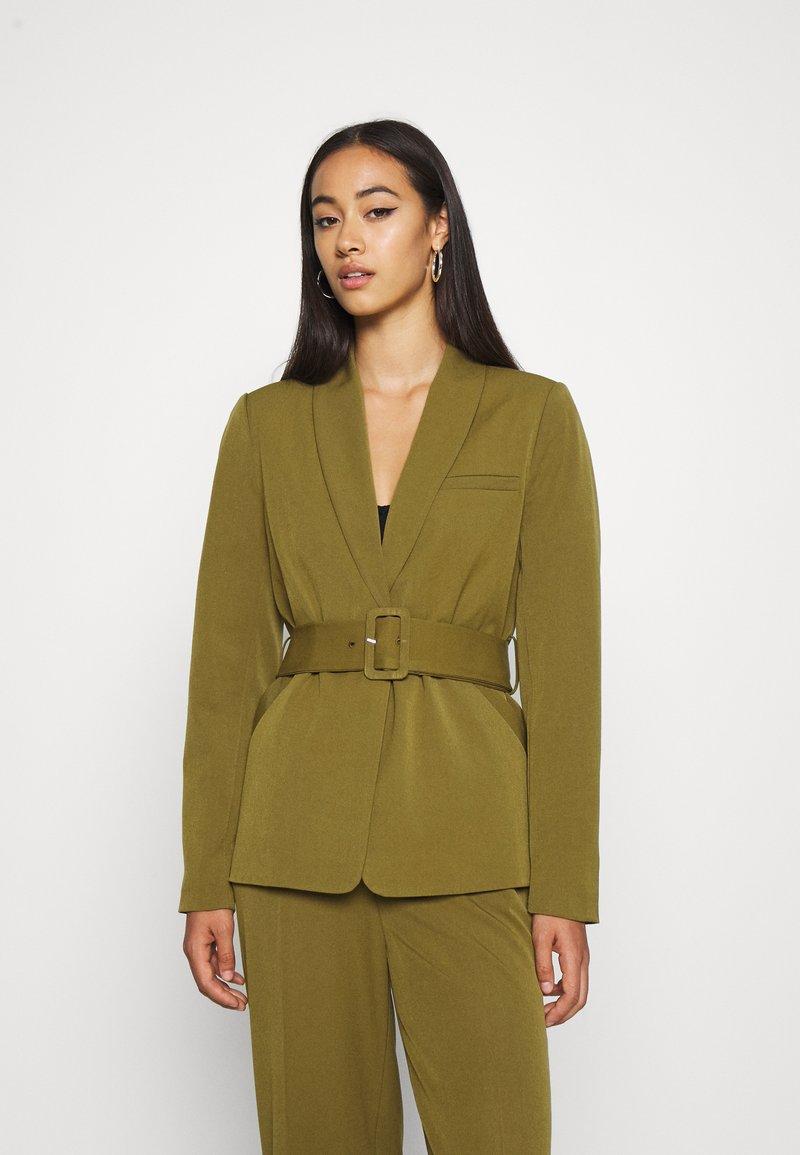 ICHI - ALEXA - Blazer - fir green