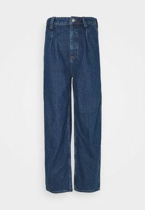 ERIN - Straight leg jeans - dark vintage