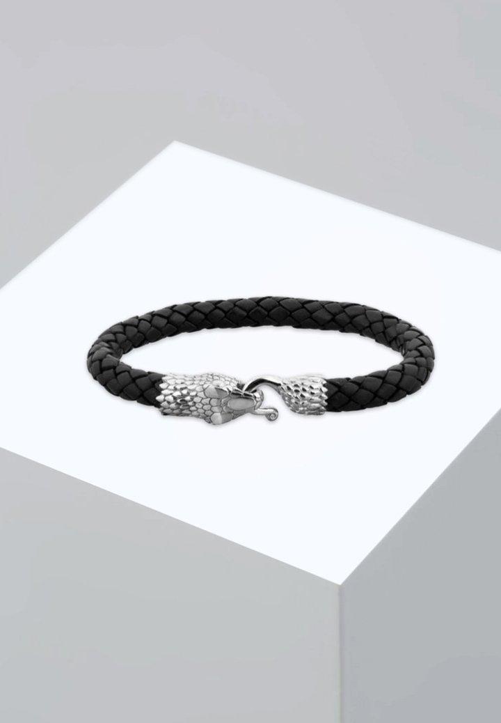 Homme SNAKE - Bracelet - silver-coloured