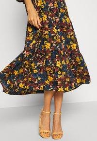 ONLY - ONLNALINA DRESS - Abito a camicia - black - 5