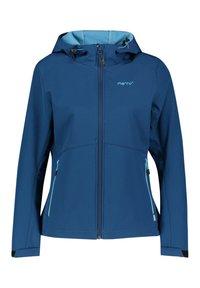 Meru - BREST - Soft shell jacket - blau (296) - 4