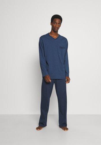 LANG - Pyjamas - jeansblau