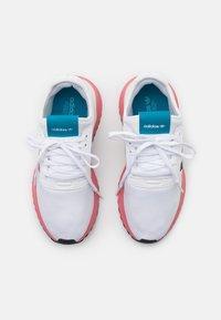 adidas Originals - U_PATH X - Matalavartiset tennarit - footwear white/core black/hazy rose - 5