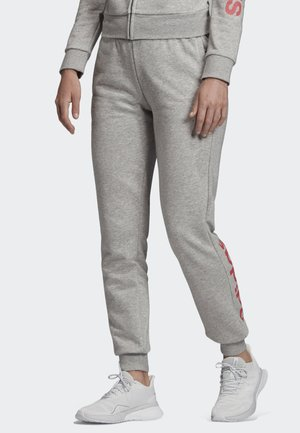 ESSENTIALS LINEAR JOGGERS - Pantalon de survêtement - grey
