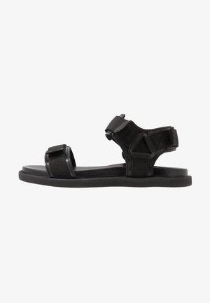 TAORMINA - Sandals - black