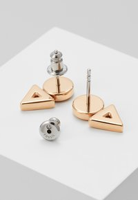 Fossil - CLASSICS - Earrings - roségold-coloured - 2