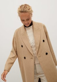Mango - BARTOLI - Classic coat - mittelbraun - 3