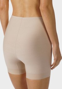 mey - SHORTS SERIE NOVA - Pants - cream tan - 1