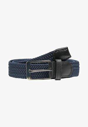 Braided belt - dress blues