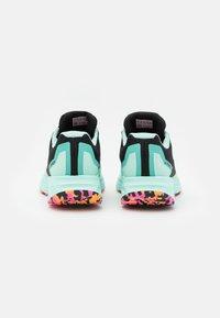 adidas Performance - TERREX TWO FLOW - Stabile løpesko - clear mint/hazy orange/screaming pink - 2