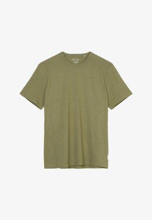 T-shirt basique - aged oak