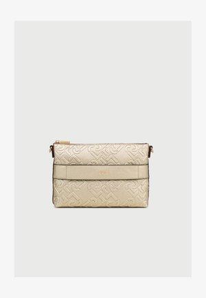 ENVELOPE - Across body bag - beige