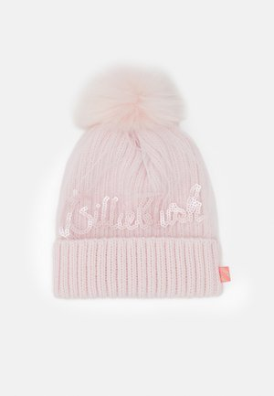 PULL ON HAT - Mössa - pinkpale