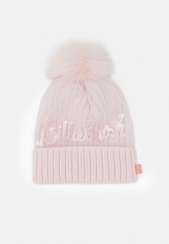 PULL ON HAT - Beanie - pinkpale