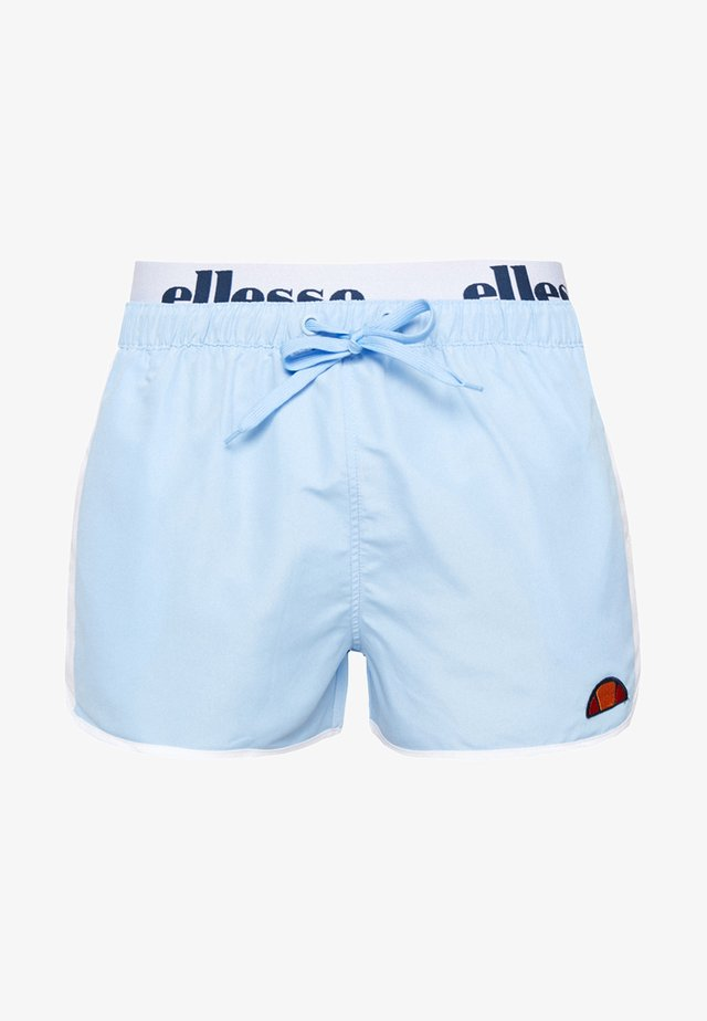 NASELLO - Swimming shorts - light blue