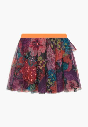 DENVER - A-line skirt - navy