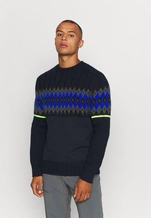 MALTE - Sweatshirt - navy