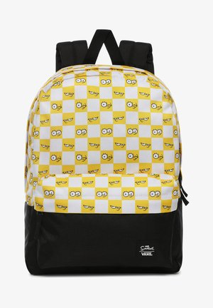 THE SIMPSONS  - Rucksack - (the simpsons) check eyes