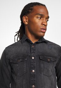 Redefined Rebel - JACKSON JACKET - Shirt - black/grey - 3