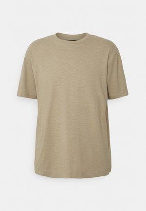 ONSANDREW LIFE TEE - T-shirt print - chinchilla