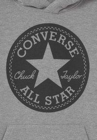 Converse - SIGNATURE CHUCK PATCH HOODIE - Sweat à capuche - dark grey heather - 2