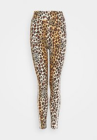 adidas Originals - LEOPARD TIGHT - Leggings - Trousers - multco/mesa - 4