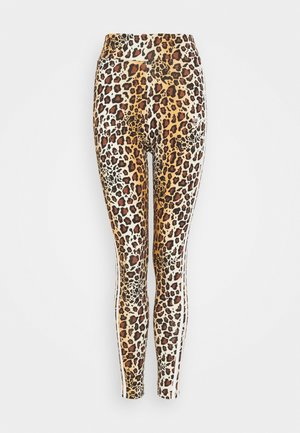 LEOPARD TIGHT - Leggings - Trousers - multco/mesa