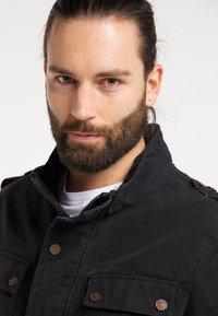 DreiMaster - Summer jacket - black - 3
