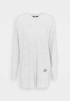 TUNIC - Haut de pyjama - light grey