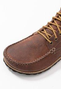 Birkenstock - MARTON - Kotníková obuv - roast - 2