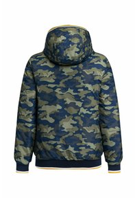 WE Fashion - MITCHELL REVERSIBLE - Jas - army green - 2