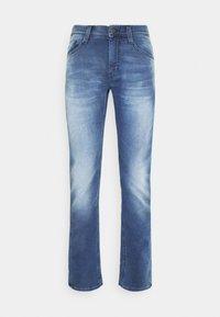 OREGON - Straight leg jeans - denim blue
